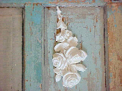 Shabby French Rose Drop
