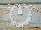Shabby Chic Large Wreath