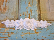 Shabby Chic Rose Vine (wide)