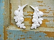 Rose Leaves (set of 2)